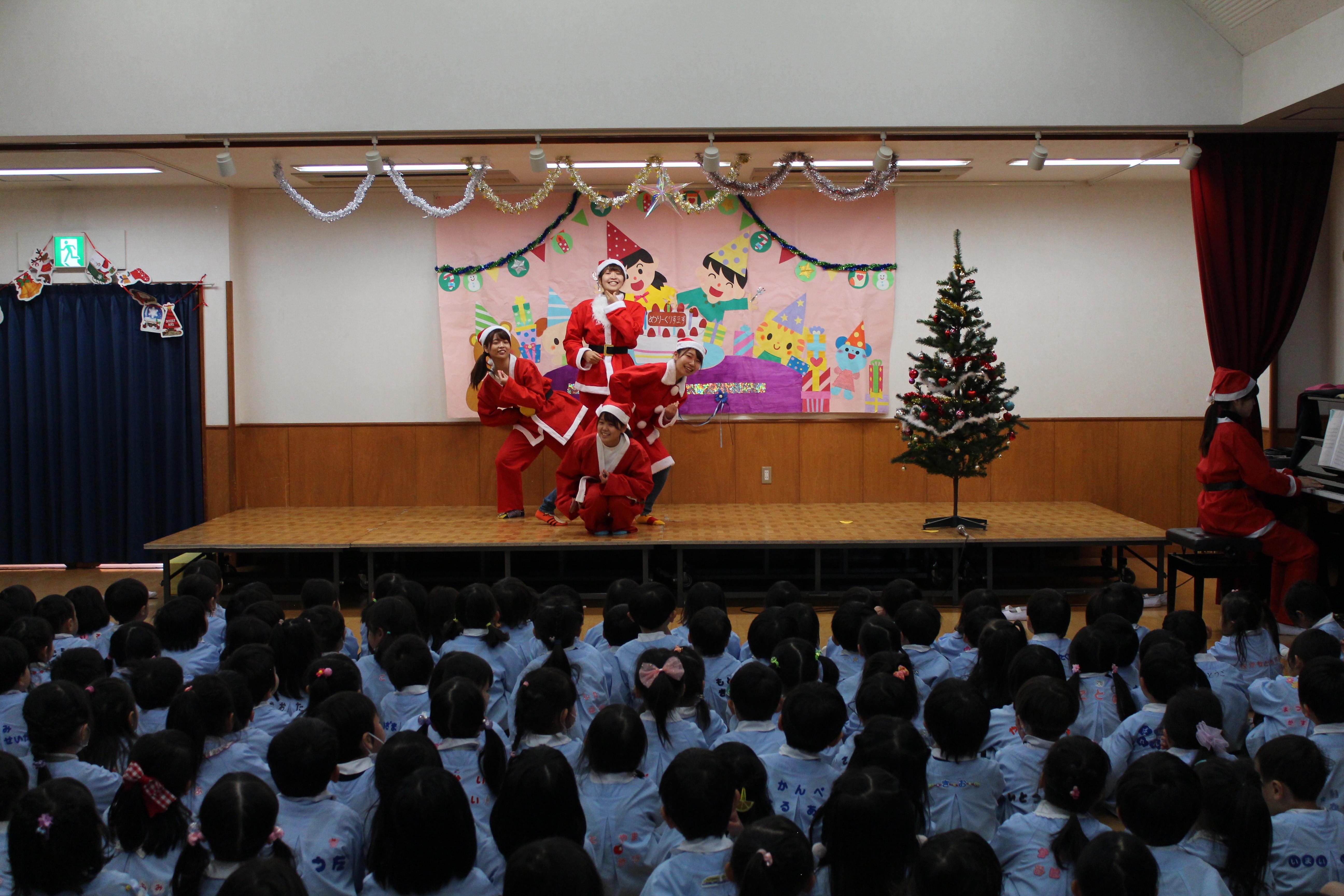 サンタクロース の ダンス ぼう あわてん あわてんぼうのサンタクロース クリスマスソングの試聴
